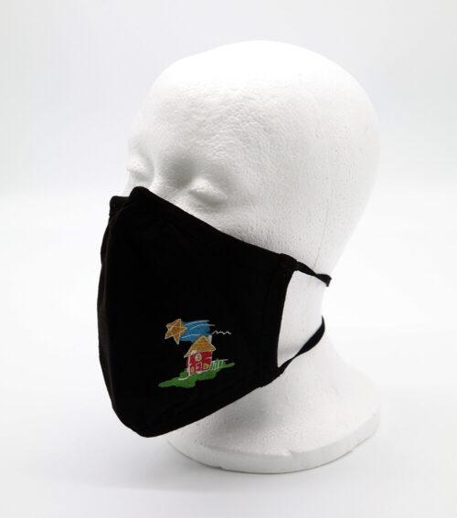 Mychal's Black Mask