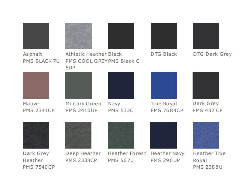 BC3739 colors