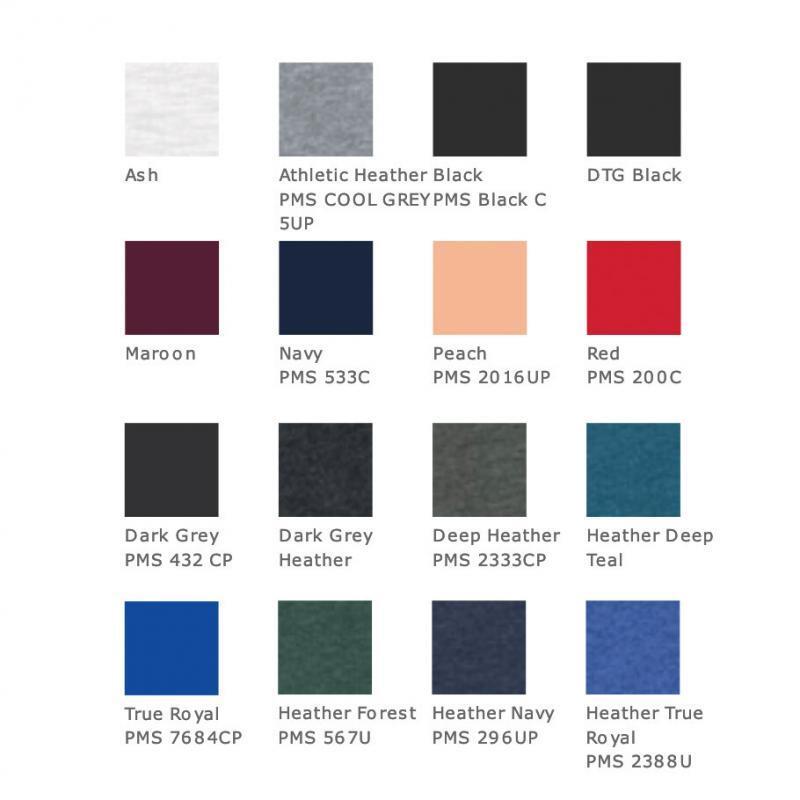 bellaBC3719-hoodie-colors