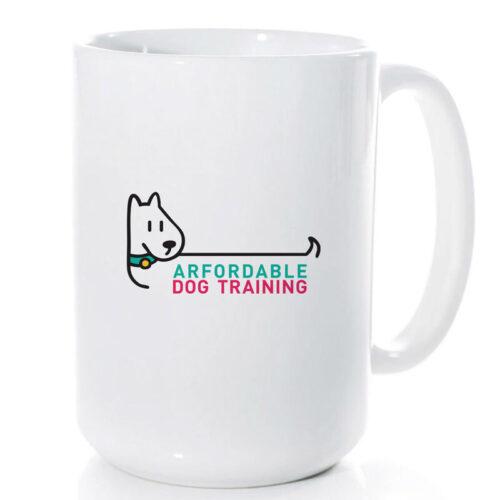 15oz Custom Print Ceramic Mug