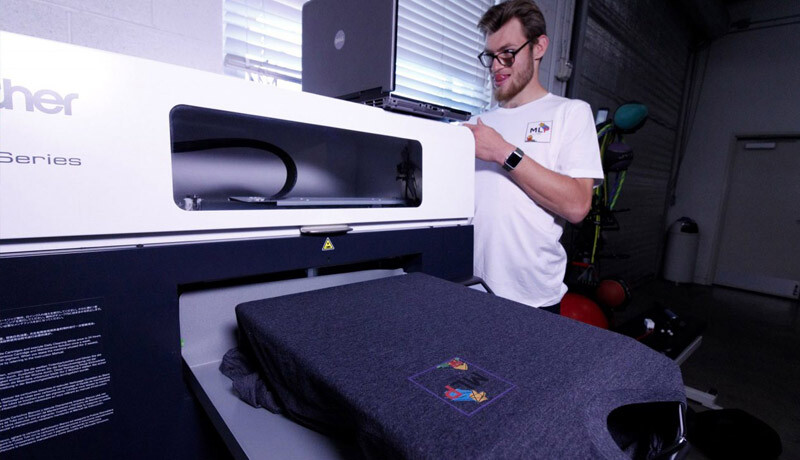 Mychal's Printing & Embroidery