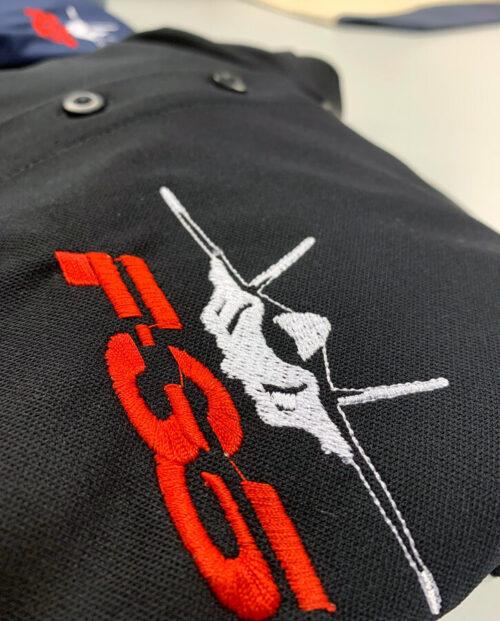 Polo Shirt Embroidery