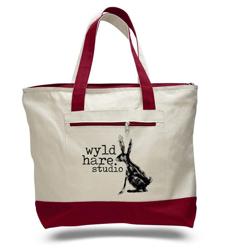Custom Print Tote Bag