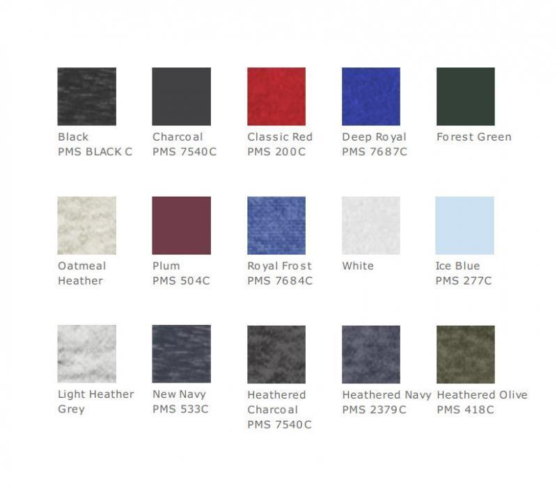 DT6102 colors